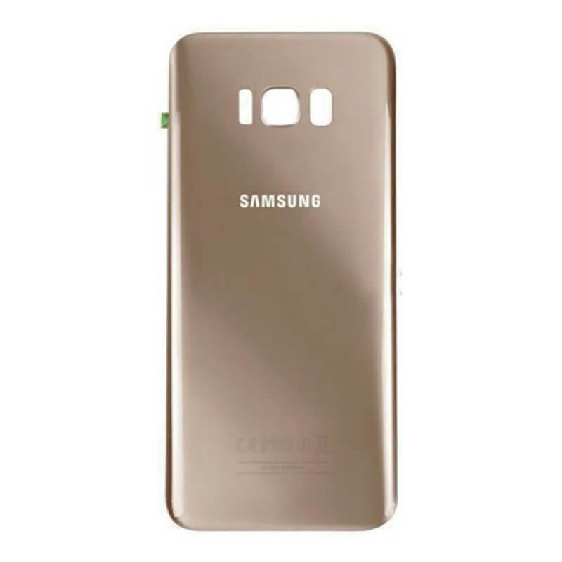 Tampa de Bateria Samsung Galaxy S8 Plus G955 - Dourado