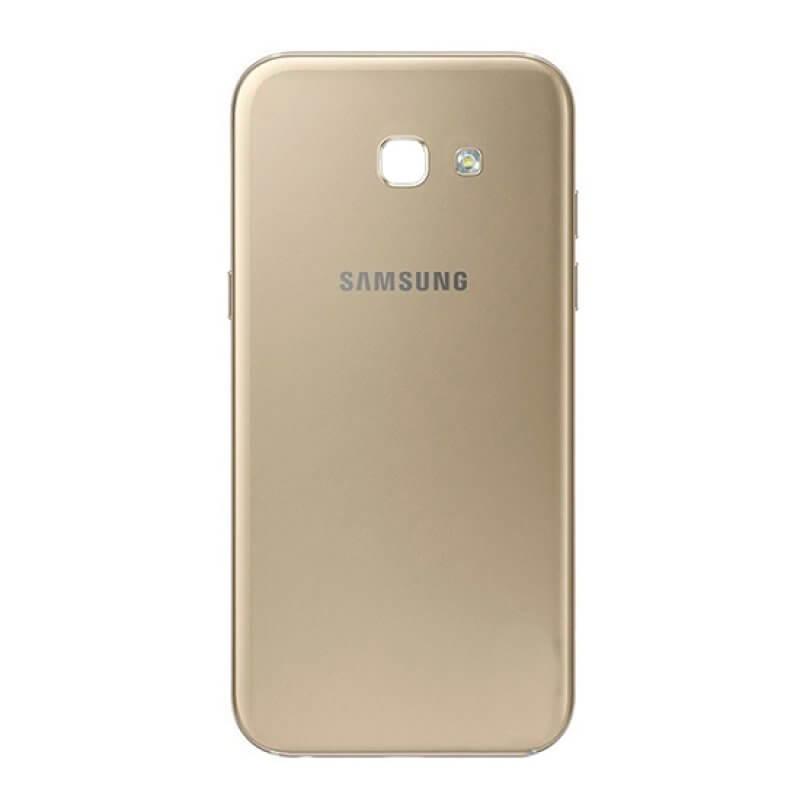 Tampa de Bateria Samsung Galaxy  A3 A320 (2017) - Dourado