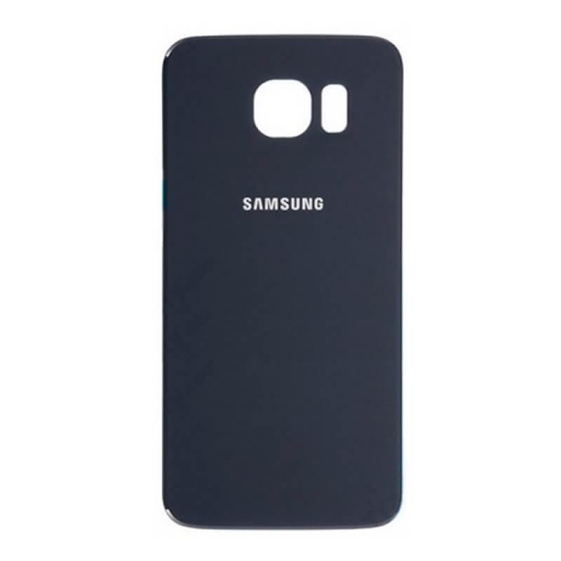 Tampa bateria Samsung S6 Edge G925 - Preto