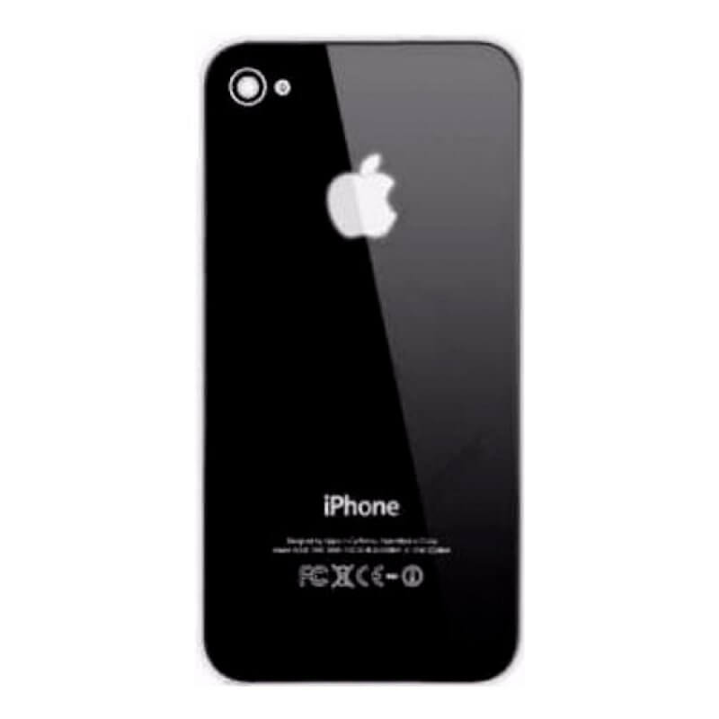 Tampa de Bateria Apple iPhone 4 - Preto