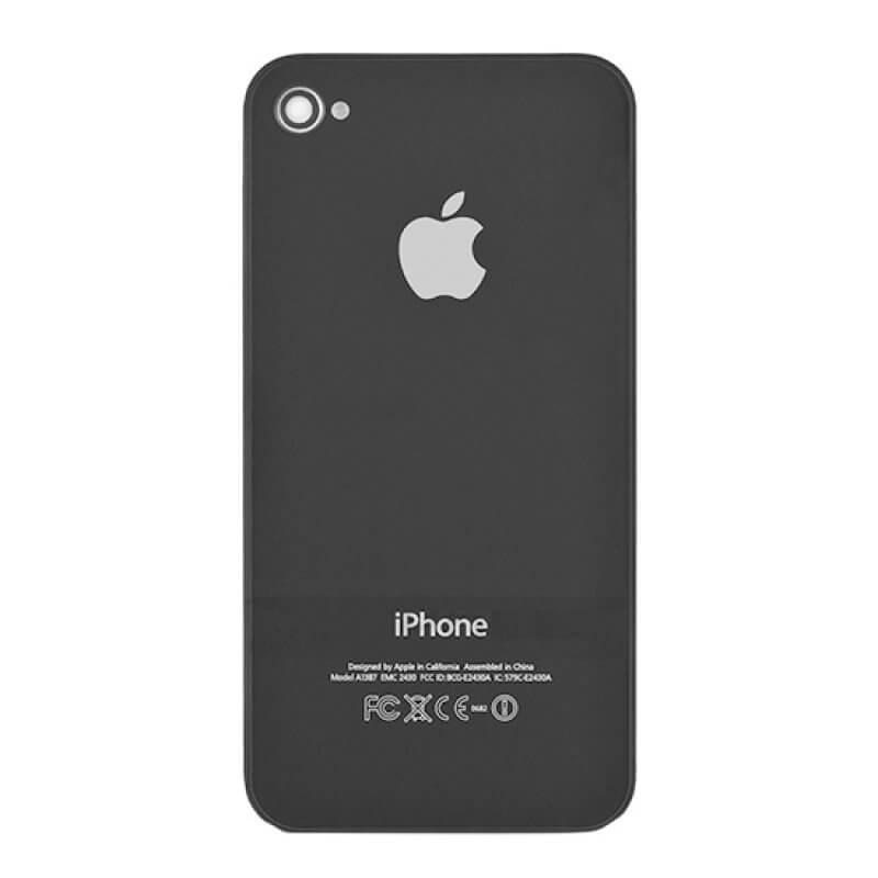 Tampa de Bateria Apple iPhone 4S - Preto