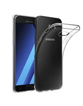Capa silicone Samsung A5 A520 (2017) - Transparente