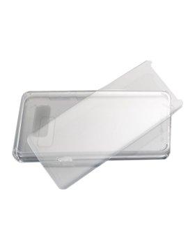 Vidro Temperado + capa clear Samsung Galaxy S9+ G965