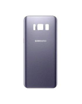 Tampa de Bateria Samsung Galaxy S8 G950 - Cinzento Orquídea