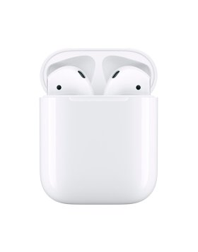 Apple AirPods 2019 com caixa de carregamento MV7N2ZM/A