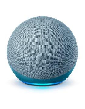 Amazon Echo Dot 4ª Geração Coluna Inteligente Alexa Azul