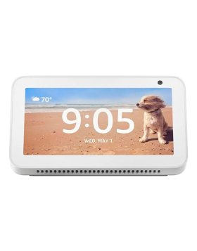 Amazon Echo Show 5 Smart Display com Alexa Branco