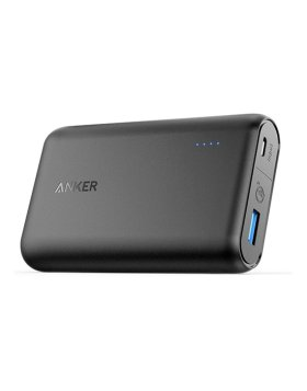 Power Bank Anker PowerCore Speed 10000mAh - Preto