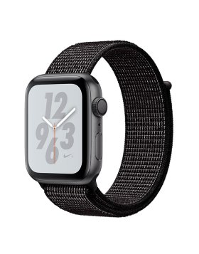 Apple Watch Nike+ Series 4 40mm GPS - Space Grey Aluminium Case Black Nike Sport Loop