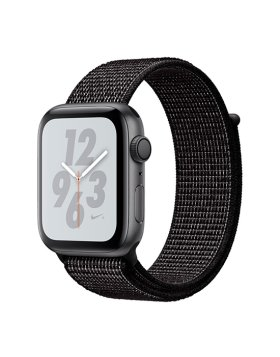 Smartwatch Apple Watch Nike+ S4 44mm GPS Space Grey Aluminium Case Black Nike Sport Loop