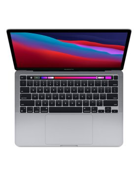 Apple MacBook Pro 13.3 | Apple M1 | 8GB | 512GB SSD Cinzento Sideral