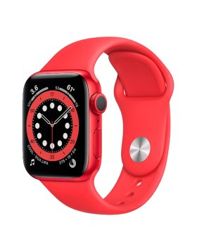 Smartwatch Apple Watch Series 6 GPS 44mm PRODUCT RED Aluminium Case