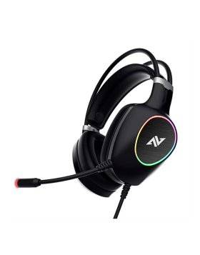 Headset Gaming Abkoncore CH55 Virtual 7.1 RGB