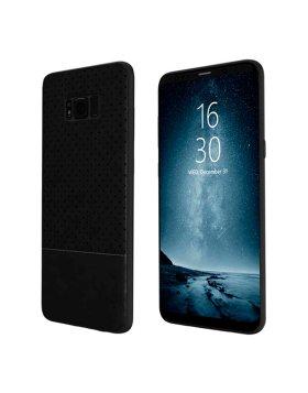 Back Case Qult Drop Samsung Galaxy S8 - Preto