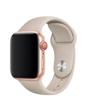 Bracelete Apple Watch 44mm Deluxe Devia Sport Band - Pedra