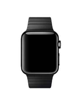 Bracelete Apple Watch 40mm Elegant Devia Link - Cinzento Sideral