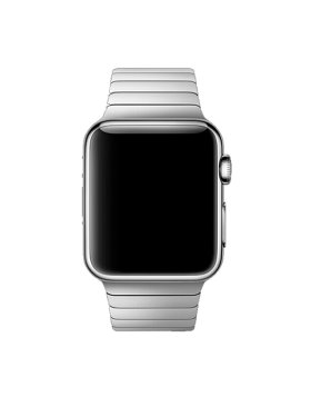 Bracelete Apple Watch 40mm Elegant Devia Link - Prateado