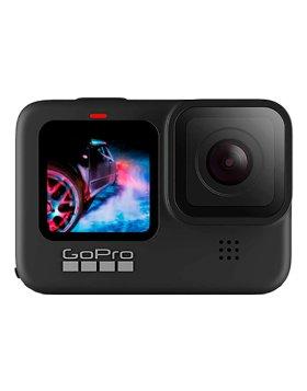 Câmara GoPro Hero 9 4K Preto