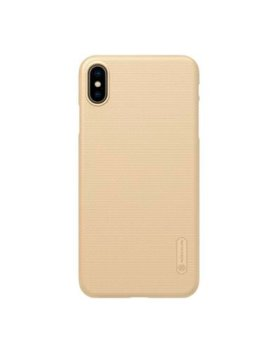 Capa Rigida Nillkin Frosted iPhone XS Max - Gold