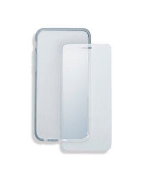Vidro Temperado + capa clear Huawei P20 Lite