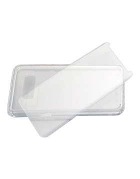 Vidro Temperado + Capa Clear  Samsung S8 G950 - 4Smarts