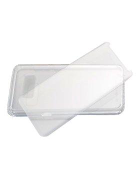 Vidro Temperado + Capa Clear  Samsung S8+ G955 - 4Smarts