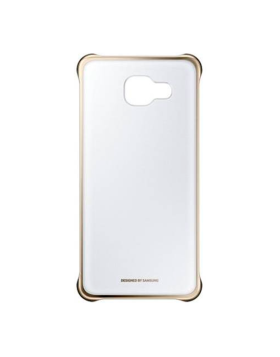 Clear View Cover Samsung A5 A510 2016 - Dourado