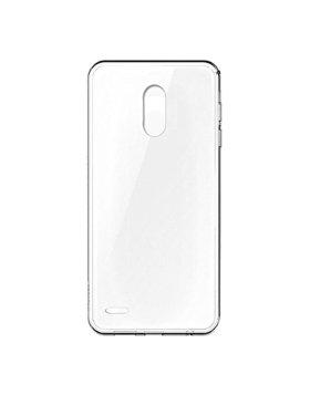 Capa silicone LG K10 2017 - Transparente
