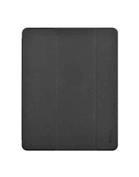 Capa iPad Air Devia Leather com Pensil Slot Preto