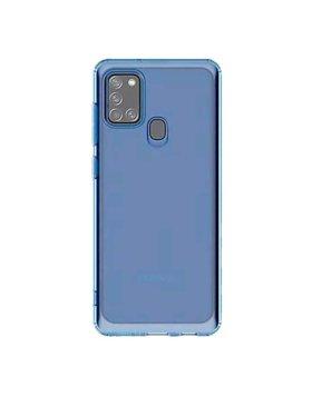 Capa Samsung Galaxy A21s Azul