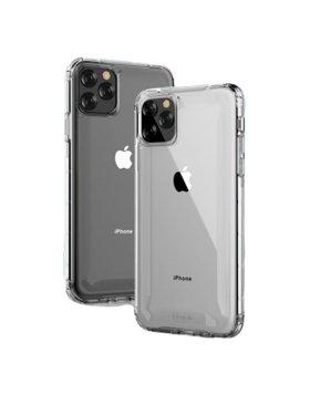 Case Shark4 Shockproof Devia iPhone 11 Pro - Transparente