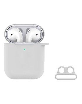 Capa Silicone Devia Suit AirPods - Branco