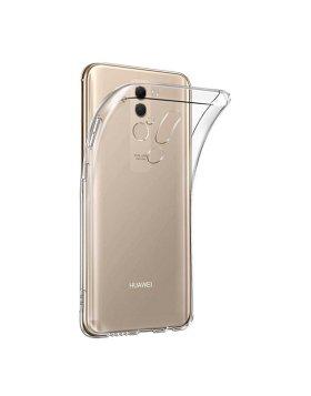 Capa silicone Huawei Mate 20 Lite - Transparente