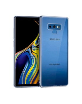 Capa silicone Samsung Note 9 N960 - Transparente