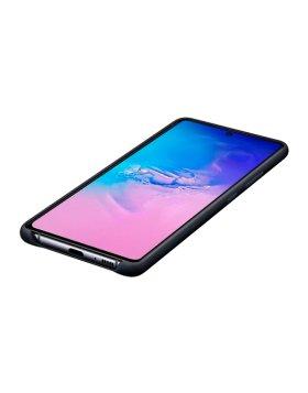 Capa Silicone Samsung S10 Lite - Preto