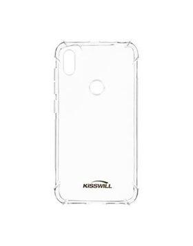 Case Kisswill silicone Xiaomi S2 - Transparente