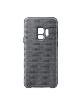 Hyperknit Cover EF-GG960FJ Samsung Galaxy S9 G960 - Cinzento