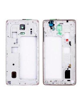 Chassi Samsung Galaxy Note 4 N910 - Branco