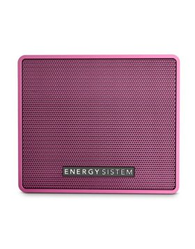 Coluna Bluetooth Energy Music Box 1+ 5W - Rosa