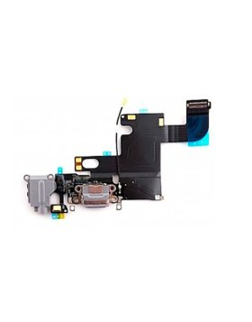 Conetor Carga iPhone 6 - Preto