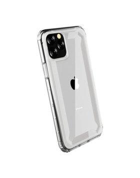 Capa Defender 2 Devia Xiaomi Mi Note 10 Lite - Transparente