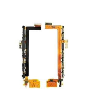 Flex Botão lateral Sony Xperia Z5 Premium