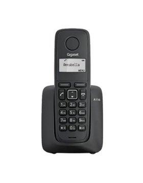 Telefone Gigaset A116 - Preto
