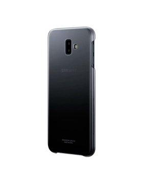 Gradation Cover Samsung Galaxy J6+ J610 - Preto