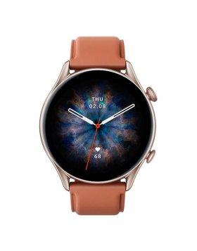 Smartwatch Amazfit GTR 3 Pro Brown Leather