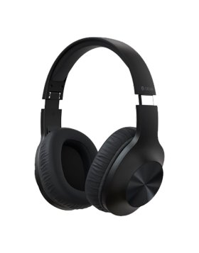 Headphones Star Series DEVIA Wireless - Preto