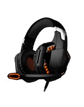 Headset Gaming NOX Krom Kyus PC/PS4 Preto