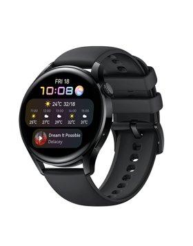 Smartwatch Huawei Watch 3 Active LTE Preto