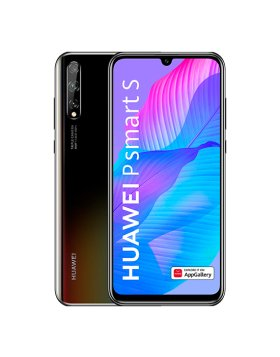 Huawei P Smart S 4GB/128GB Dual Sim Midnight Black