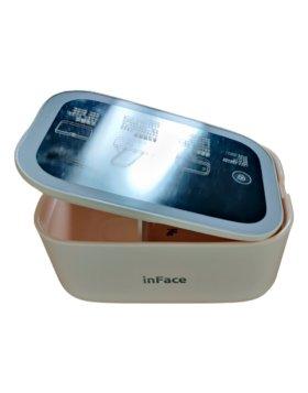 Caixa desinfetante UVC Xiaomi inFace com espelho Branco